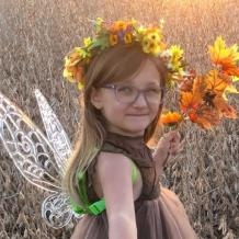 Happy Harvest Fairy